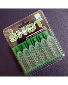 Preston Non-Toxic Shot 6 Way Dispenser