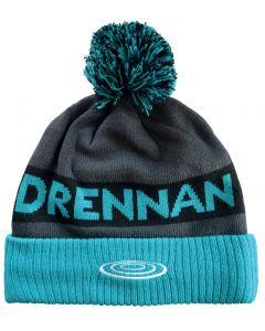 Drennan Knitted Beanie , Aqua