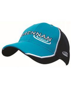 Drennan Cap, Aqua/Black