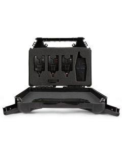 Korum KBI Compact 3 Rod Remote Alarm Set. In Stock & Ready to Ship.