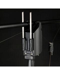 """Delkim Safe-D™ Carbon Snag Bars fit Latest V"""" verstion Alarms"""