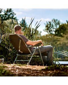 Trakker Levelite Longback Recliner chair